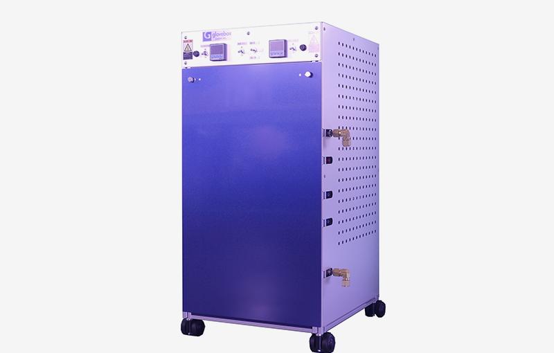 不活性ガス循環精製装置GBJPWS3