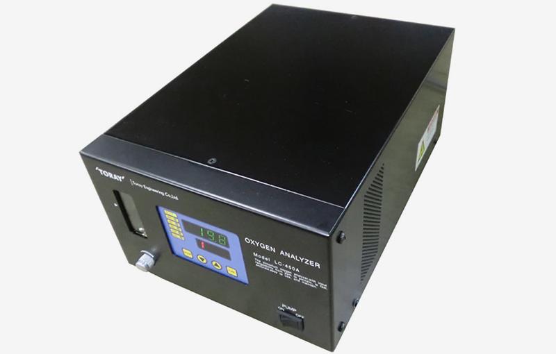 酸素濃度計(LC-450A)(ジルコニア式)